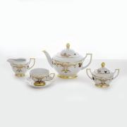 Сервиз чайный на 6 перс. 15 пред. «Карин 025»