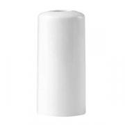 Ваза для цветов «Монако Вайт»; фарфор; белый