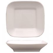 Салатник квадр «Рита» 15*15см фарфор