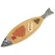 Блюдо «Рыба» 76*20*2см