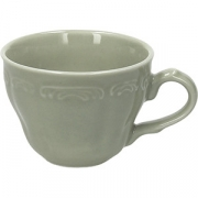Чашка кофейная «В. Виена Шарм» фарфор; 80мл; зелен.