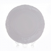 Набор тарелок 21 см. 6 шт «Бернадот 0000»