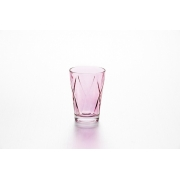 Набор стаканов «Джой» 4 шт 360 мл, цвет: фуксия