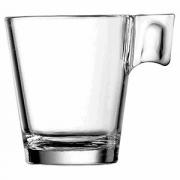 Чашка коф. «Арома» 80мл стекло