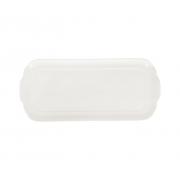 Прямоугольное блюдо для торта 15*33,5см «White»