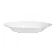 Тарелка глубокая «Эвридэй», стекло, D=22.5см, белый