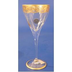 Фьюжен Онда н-р рюмок для красн. вина 6шт 240мл (золото)