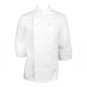 Куртка шеф-повара двубортная 46разм., хлопок, белый