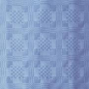 Скатерть в рул. голубая 1.2*8м