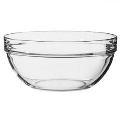 Салатник 450мл, d=14см прозрач. стекло