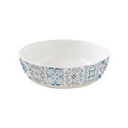 Тарелка суповая (синяя) CASADECOR без инд.упаковки