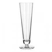 Бокал пивной «Элегант», хр.стекло, 385мл, D=7,H=24см, прозр.