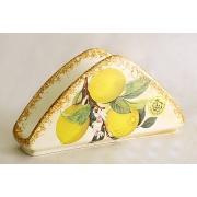 Салфетница «Итальянские лимоны»