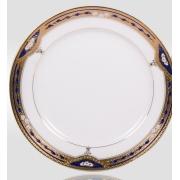 Набор закусочных тарелок «Дворцовый кобальт» на 6 персон
