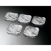 Набор тарелок 14,5*14,5 см «Стардаст«, 5 шт