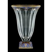 Ваза для цветов 33 см «Панель Империя»