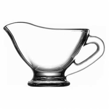 Соусник «Бэйсик», стекло, 60мл, прозр.