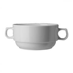 Бульон.чашка «Прага» 460мл фарфор