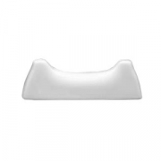 Подставка для палочек «Любяна», фарфор, H=20,L=67мм, белый