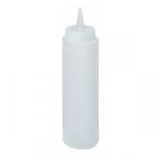 Емкость для соусов 340мл прозр. пластик
