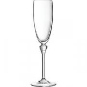 Бокал-флюте «Амаранте» стекло; 190мл
