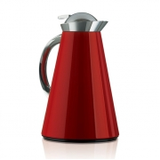 Термос «Слим» (SLIM) Emsa 1 л. 22,5 x 14,5 x 28см (1л.) (красный)