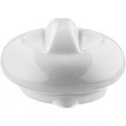 Крышка для чайн. /кофейника «Аркадия» 0.4л,1л D=6.5см; белый