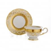 Набор для чая на 6 перс. 12 пред. 160 мл. «Ангелика 813»
