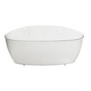 Органайзер/корзина для ванны SPLASH Koziol 95 х 275 х 130мм (прозрачный)