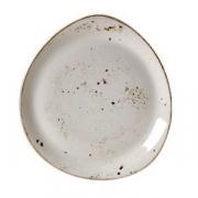 Тарелка мелкая «Крафт», фарфор, D=30.5см, белый