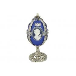 Декоративная шкатулка (серебро)