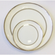 Набор тарелок для десерта «Парадиз» на 6 персон 7 предметов