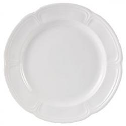 Тарелка «Торино вайт» d=26.5см