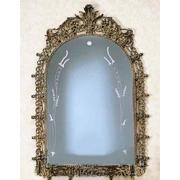 Зеркало «король» цвет - каштан 119х80см