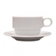 Чашка коф «Аркадия» 160мл фарфор