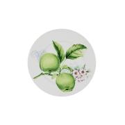 Тарелка Зеленые яблоки
