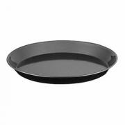 Противень для пиццы,d=24см,2.5см,гол.сталь