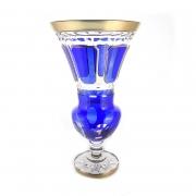 Ваза для цветов 44 см «Арнштадт Антик-Синий»