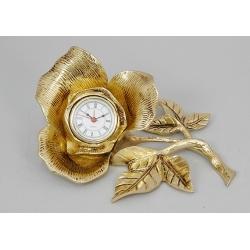 Часы «Цветок» 19х9 см.