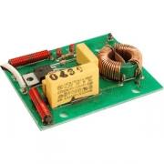 Электронная плата для бленд.HB908,909, пластик,металл, H=25,L=70,B=60мм, зелен.,красный