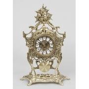 Часы с маятником золотистый 32х23 см.
