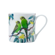 Кружка Волнистый попугай в подарочной упаковке