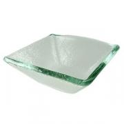 Соусник квадратный, стекло, 108мл, H=4,L=9,B=9см, прозр.