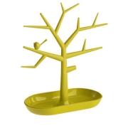 Держатель для украшений TRINKET TREE PI:P Koziol высота30,5см (горчичный)