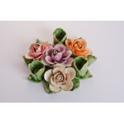 Подсвечник «Цветы»