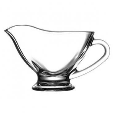 Соусник «Бэйсик», стекло, 170мл, прозр.