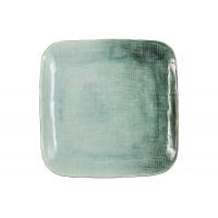 Тарелка обеденная квадратная Canvas в индивидуальной упаковке