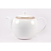 Чайник 1,3л с крышкой «Золотая вышивка»