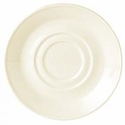 Блюдце «Айвори» d=16.5см фарфор