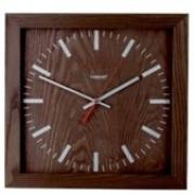 Настенные часы Legnoart ø420 х 420мм (светло-бежевый (ясень))